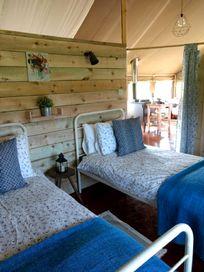 Safari Tent - Middle Stone Farm Image 14