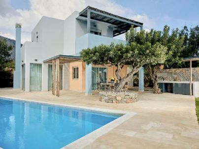 Family Friendly Holidays at Domes of Elounda - 3 Bed Private Residence