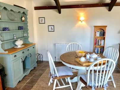 Family Friendly Holidays at North Cornwall Farm Cottages - Four