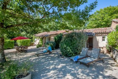 Family Friendly Holidays at La Girolle with annexe - Domaine de la Dolce