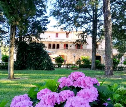 Family Friendly Holidays at Casale I Perugini -2-Bedroom Apartment (slps 6)