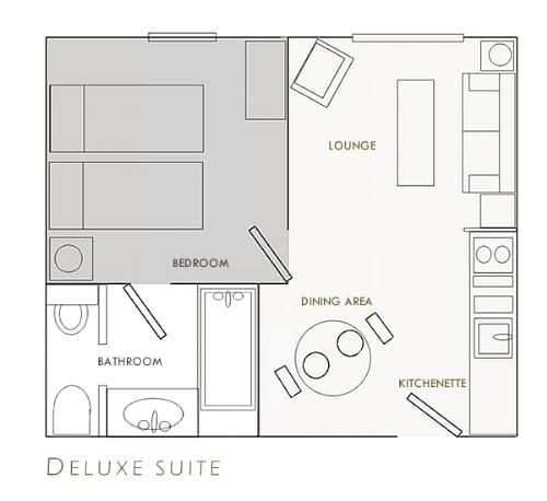 Hotel Migjorn - Double Deluxe Suite Image 13