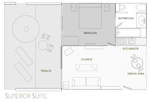 Hotel Migjorn 1st Floor Superior Suite Image 24