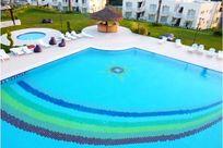 Main Pool next to Villa