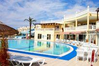 Pool and Bar Near Villa