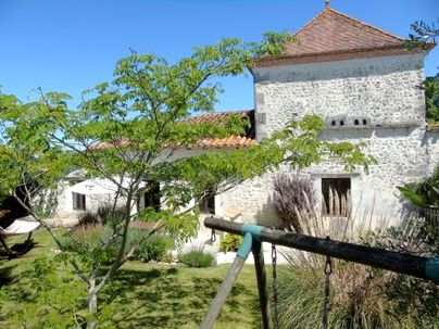 Family Friendly Holidays at Lymerac - Pigeonnier