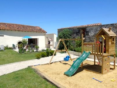 Family Friendly Holidays at Lymerac - Cottage