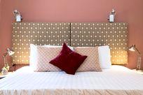 Coot Cottage master bedroom