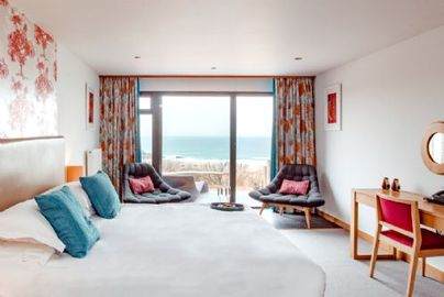Family Friendly Holidays at Bedruthan Hotel and Spa