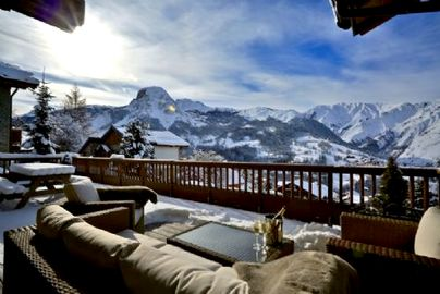 Family Friendly Holidays at Chalet Caterline