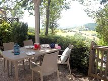 The Assisi Terrace