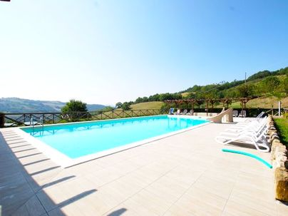 Family Friendly Holidays at Agriturismo Pian Di Cascina  - Assisi