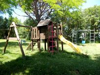 PLAY GROUND WITH TOYS & GAMES FOR ALL AGES