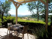 THE SPELLO TERRACE WITH A VIEW