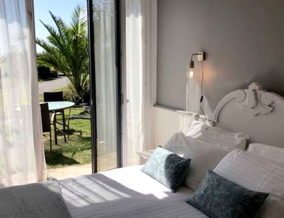 Family Friendly Holidays at Emerald Coast Gites - L'Ecurie - 2 bedroom gite sleeping up to 5