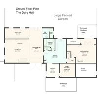 DairyHall Ground Floor Plan
