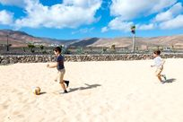 Football Pitch at Finca De Arrieta