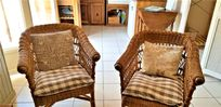 Comfortable Wicker Chairs