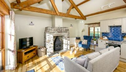 Family Friendly Holidays at Tredethick Farm Cottages - Searles