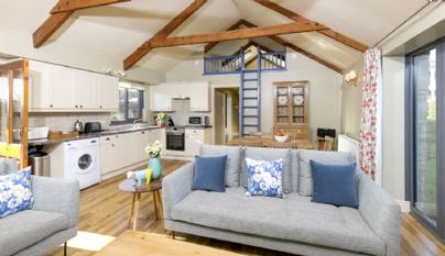 Family Friendly Holidays at Tredethick Farm Cottages - Liddicoat