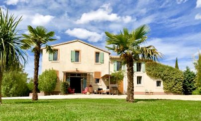 Family Friendly Holidays at Le Sarrail - Maison Cypres