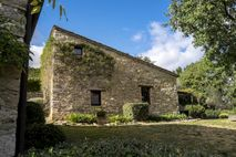 Il Fienile, originally a hayloft and now converted into family accommodation
