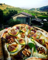 Pizza night at Casa San Gabriel is great fun for all the family