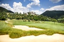 Robert Trent Jones Championship Golf Course 5 minutes up the road