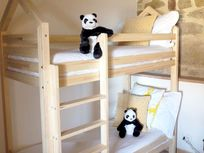 BUNK BEDS FOR 2 IN MASTER BEDROOM