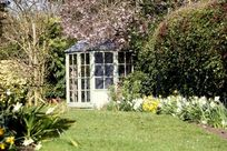 Enjoy one of Orford's biggest private gardens