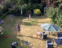 The garden is a great place for the family to enjoy themselves, completely fenced for dogs too.