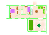 Coot Floorplan
