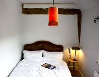 Kingsized bedroom - the French room