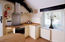 Wellbridge cottage kitchen