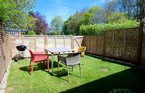 Abbotsea cottage garden