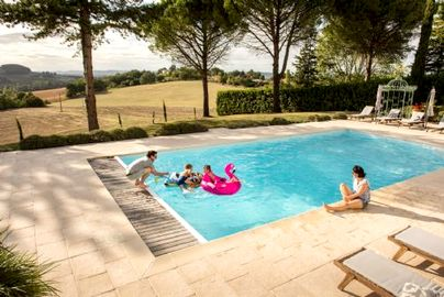 Family Friendly Holidays at La Maison Maitre - Lartigue Suite