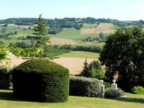 Explore the immaculately kept gardens