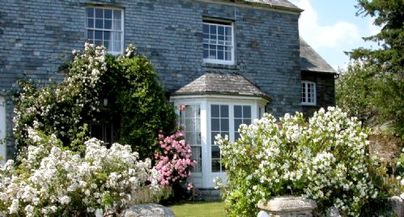 Family Friendly Holidays at Treworgey Cottages - Treworgey Farmhouse