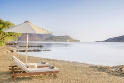 Family Friendly Holidays at Domes of Elounda - Luxury Residence + Pool (3-beds)