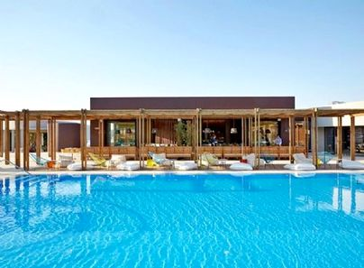Family Friendly Holidays at Domes of Elounda - Luxury Residence + Pool (2 bed)