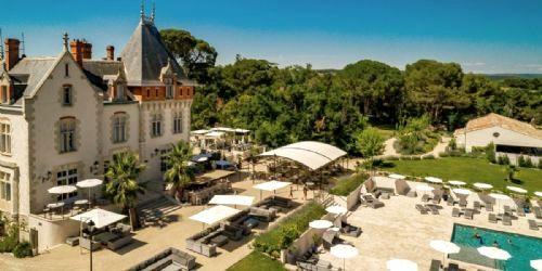 Chateau St Pierre de Serjac - La Distellerie Image 3