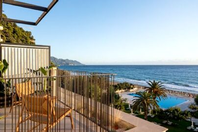 Family Friendly Holidays at Domes of Corfu -  Sapphire Sublime 1 Bed Suite