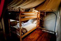 Safari Tent 5 with log burning tub Image 6
