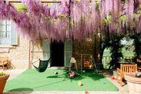 Villa Pia- Small Family Room Image 7