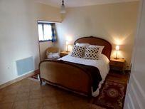 Downstairs bedroom with ensuite wetroom