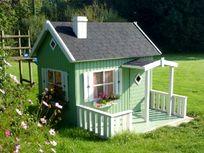 La petite maison - the favourite place for most children!