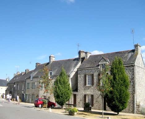 Ploerdut village
