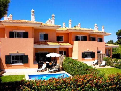 Martinhal  Quinta - 3-bed Townhouse with Pool Image 1