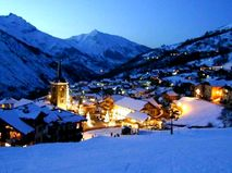 St Martin de Belleville - the jewel of the 3 valleys