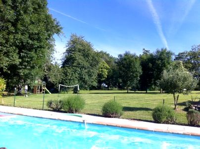 Family Friendly Holidays at Charentes Cluster - House Two